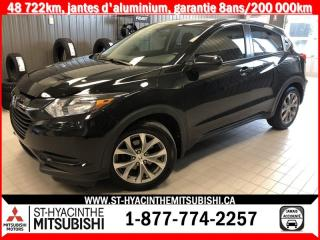 Used 2016 Honda HR-V PLAN GLOBAL 8ANS/200 000KM for sale in St-Hyacinthe, QC