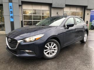 Used 2017 Mazda MAZDA3 4dr HB Sport GS for sale in Beauharnois, QC