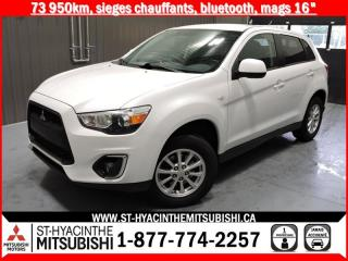 Used 2014 Mitsubishi RVR financement 2.9% 36 mois for sale in St-Hyacinthe, QC