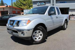 Used 2012 Nissan Frontier SE for sale in Beauharnois, QC