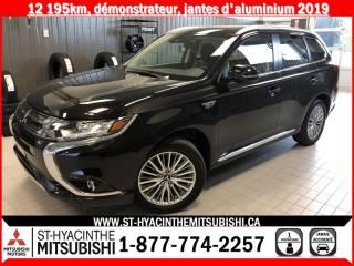 Used 2018 Mitsubishi Outlander S-AWC (((DÉMO))) plug in for sale in St-Hyacinthe, QC