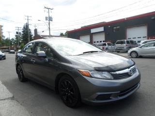 Used 2012 Honda Civic 4dr Auto EX for sale in Montréal, QC