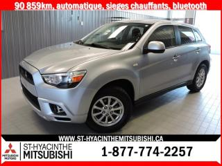 Used 2012 Mitsubishi RVR SE for sale in St-Hyacinthe, QC