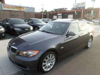 Used 2008 BMW 3 Series 4dr Sdn 335i RWD for sale in Montréal, QC