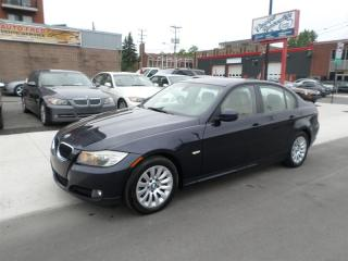 Used 2009 BMW 3 Series 4dr Sdn 323i RWD for sale in Montréal, QC