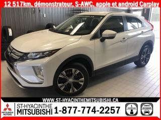 Used 2019 Mitsubishi Eclipse Cross SE DÉMO for sale in St-Hyacinthe, QC