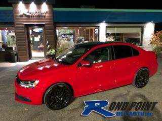 Used 2014 Volkswagen Jetta Toit ouvrant for sale in Plessisville, QC