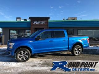 Used 2016 Ford F-150 Sport 5.0l for sale in Plessisville, QC