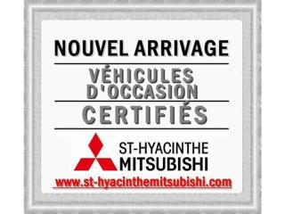 Used 2018 Mitsubishi RVR AWC financement 2.9% 36 mois for sale in St-Hyacinthe, QC