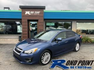 Used 2012 Subaru Impreza 2,0i limited for sale in Plessisville, QC