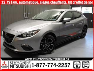 Used 2016 Mazda MAZDA3 Sport GS kit effet de sol for sale in St-Hyacinthe, QC
