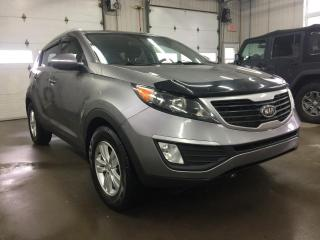 Used 2012 Kia Sportage LX for sale in Boischatel, QC