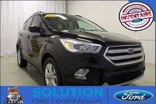 Used 2019 Ford Escape SEL **AWD + CUIR ** for sale in Châteauguay, QC