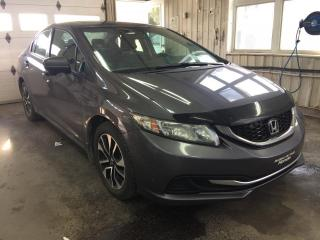 Used 2014 Honda Civic EX for sale in Boischatel, QC
