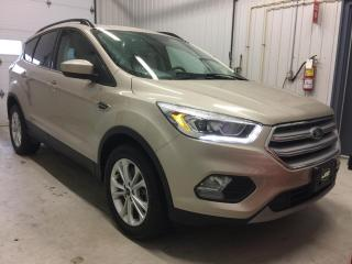 Used 2018 Ford Escape SEL 4WD for sale in Boischatel, QC