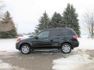 Used 2011 Subaru Forester 2.5X Premium AWD for sale in Thornton, ON