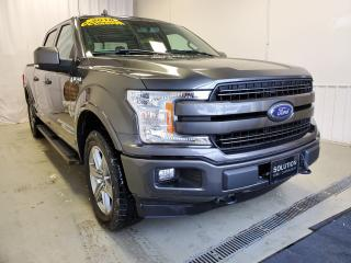 Used 2018 Ford F-150 Lariat * GROUPE SPORT + TOIT PANO * for sale in Châteauguay, QC