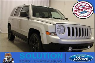 Used 2012 Jeep Patriot Sport 4X4 + 3 MOIS GARANTIE for sale in Châteauguay, QC