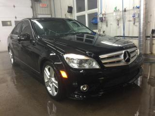 Used 2010 Mercedes-Benz C-Class C 300 4MATIC for sale in Boischatel, QC
