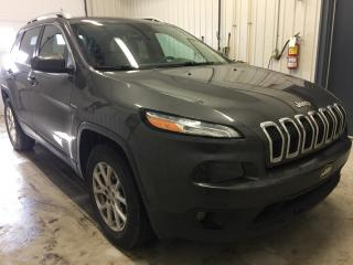 Used 2016 Jeep Cherokee 4WD LATITUDE for sale in Boischatel, QC