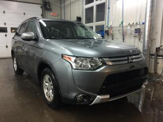 Used 2015 Mitsubishi Outlander SE 4WD for sale in Boischatel, QC