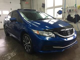Used 2015 Honda Civic LX for sale in Boischatel, QC
