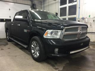 Used 2014 RAM 1500 Longhorn Limited Crew Cab 4WD for sale in Boischatel, QC