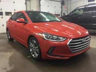 Used 2017 Hyundai Elantra GLS for sale in Boischatel, QC