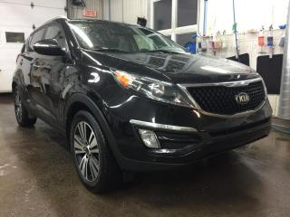 Used 2016 Kia Sportage EX AWD avec ensemble de luxe for sale in Boischatel, QC