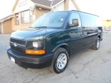 Photo of Green 2009 Chevrolet Express 1500