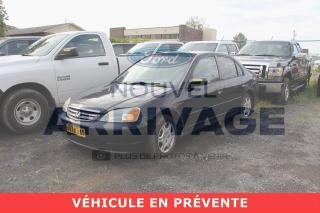 Used 2002 Honda Civic DX-G Bricoleur for sale in Châteauguay, QC