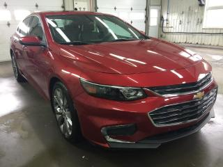 Used 2016 Chevrolet Malibu Premier 2lz for sale in Boischatel, QC