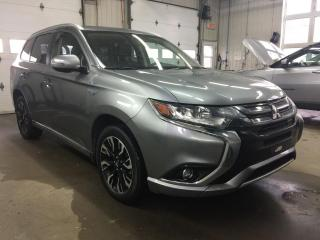 Used 2018 Mitsubishi Outlander Phev SE S-AWC for sale in Boischatel, QC