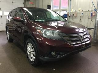 Used 2014 Honda CR-V AWD EX for sale in Boischatel, QC