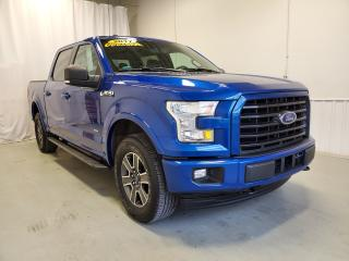 Used 2017 Ford F-150 XLT SPORT 302A ** COUVERT DE BOITE RIGIDE * for sale in Châteauguay, QC