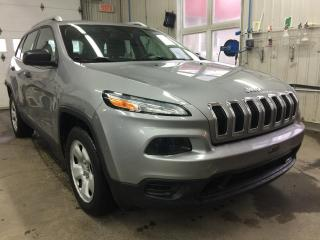 Used 2014 Jeep Cherokee Sport for sale in Boischatel, QC