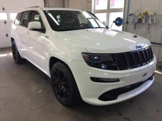 Used 2014 Jeep Grand Cherokee 4WD SRT8 for sale in Boischatel, QC