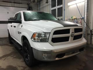 Used 2015 RAM 1500 Quad Cab 4WD Outdoorsman for sale in Boischatel, QC