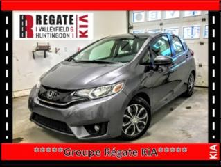 Used 2015 Honda Fit EX TOIT** Air climatisé, Bluetooth, Régulateur de vitesse, Portes électriques, Toit ouvrant, for sale in Salaberry-de-Valleyfield, QC