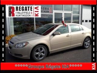 Used 2011 Chevrolet Malibu LT Platinum Edition Véhicule en attente d'inspection for sale in Salaberry-de-Valleyfield, QC