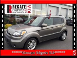 Used 2011 Kia Soul 2U DISPONIBLE CHEZ RÉGATE KIA HUNTINGDON, 100 RUE RIDGE,450-322-2222 for sale in Salaberry-de-Valleyfield, QC