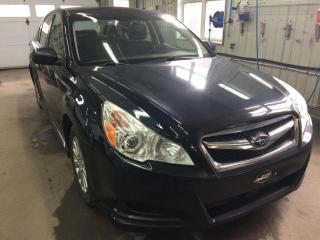Used 2012 Subaru Legacy AWD for sale in Boischatel, QC