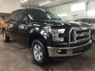 Used 2015 Ford F-150 Cab SuperCrew 4WD for sale in Boischatel, QC