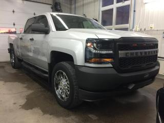Used 2016 Chevrolet Silverado 1500 Cabine multiplace 4WD for sale in Boischatel, QC
