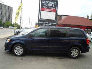 Used 2013 Dodge Grand Caravan SE / PWR GROUP / CERTIFIED / CLEAN / for sale in Scarborough, ON