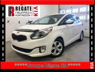 Used 2014 Kia Rondo LX+**Sièges chauffants*Climatiseur*Bluetooth* DISPONIBLE CHEZ RÉGATE KIA HUNTINGDON, 100 RUE RIDGE,450-322-2222 for sale in Salaberry-de-Valleyfield, QC