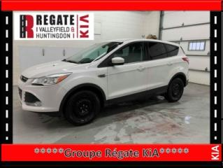 Used 2016 Ford Escape SE DISPONIBLE CHEZ RÉGATE KIA HUNTINGDON, 100 RUE RIDGE,450-322-2222 for sale in Salaberry-de-Valleyfield, QC