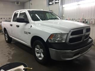 Used 2016 RAM 1500 Quad Cab 4WD ST for sale in Boischatel, QC