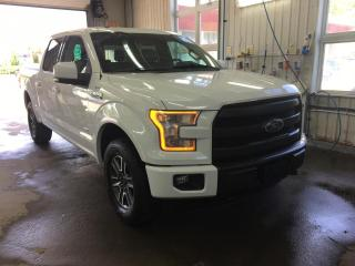 Used 2015 Ford F-150 SuperCrew Cab 4WD Lariat for sale in Boischatel, QC
