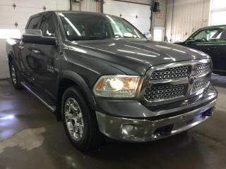 Used 2017 RAM 1500 Crew Cab 4WD Laramie for sale in Boischatel, QC